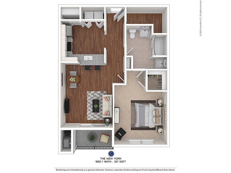 The Colony at Chews Landing Apartments Floor Plan The New York