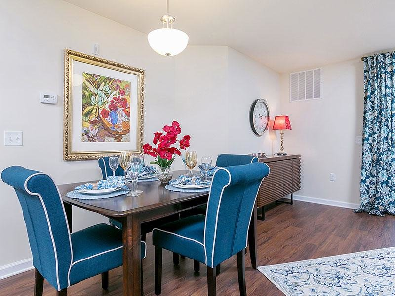 Dining Room - Apartments in Blackwood, New Jersey