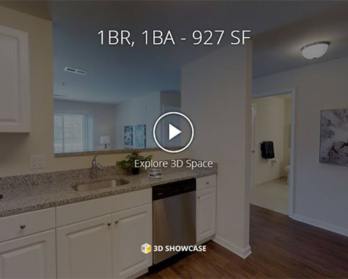 3D Virtual Tour of The Colony at Chews Landing Apartments