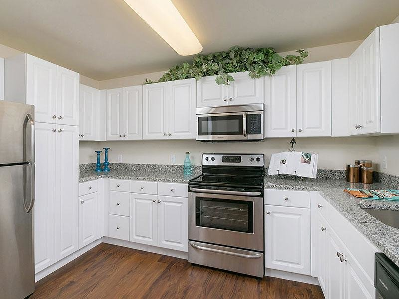 Fully Equipped Kitchen - Blackwood Apartments