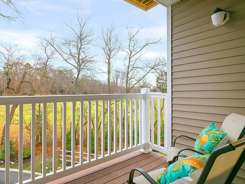 Patio | Apartments in Blackwood NJ