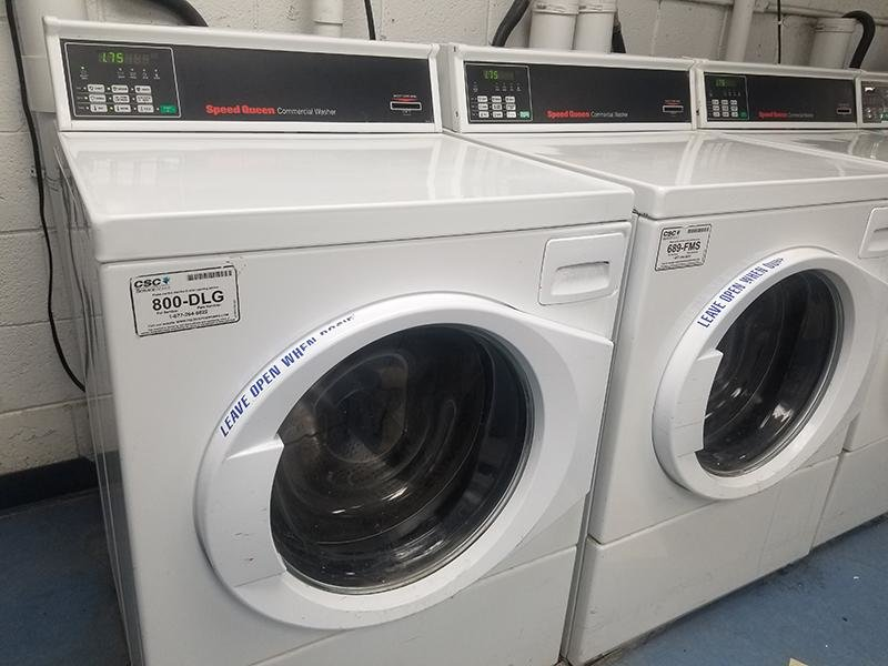 Laundry Facility | Park Tanglewood Apartments