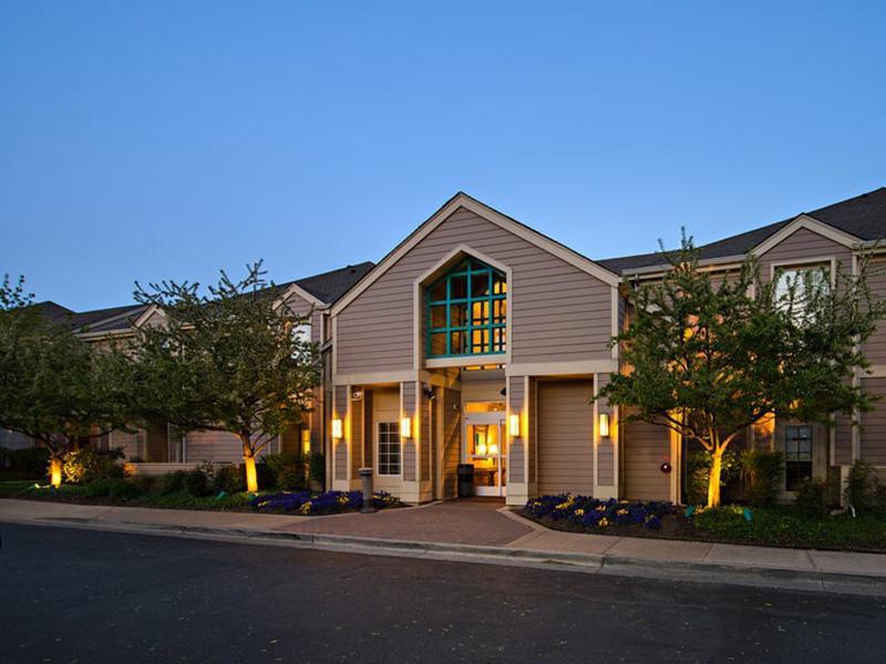 Clubhouse | Hillside Senior Living Apartments