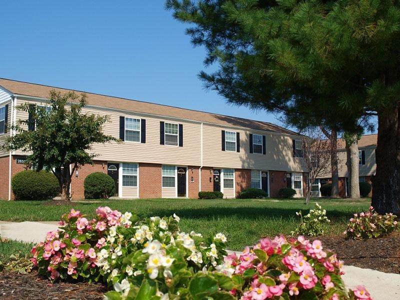 Exterior - Richmond, Virginia - Townhomes