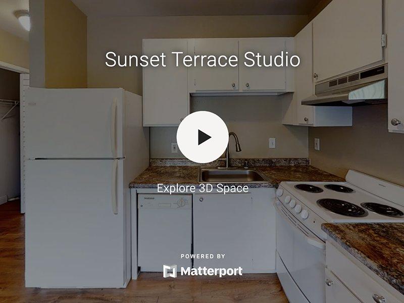 3D Virtual Tour of Sunset Terrace Apartments