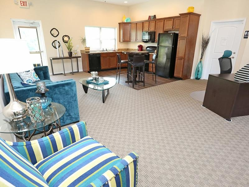 Clubhouse | Academy Park Apartments