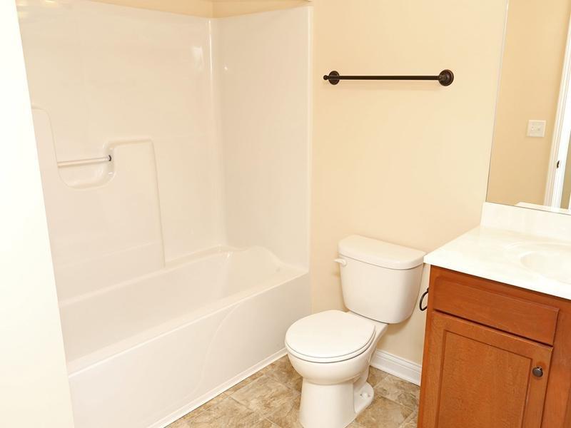 Bathroom | Academy Park Apartments