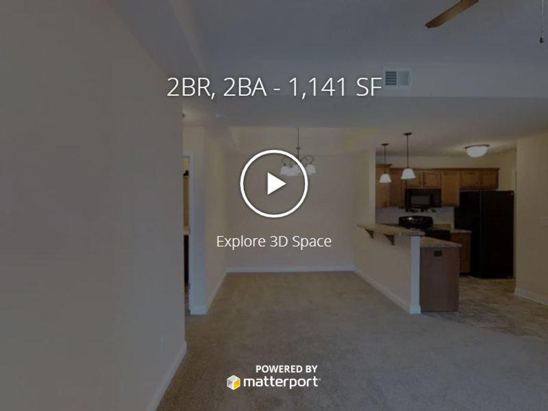 3D Virtual Tour of Academy Park Apartments