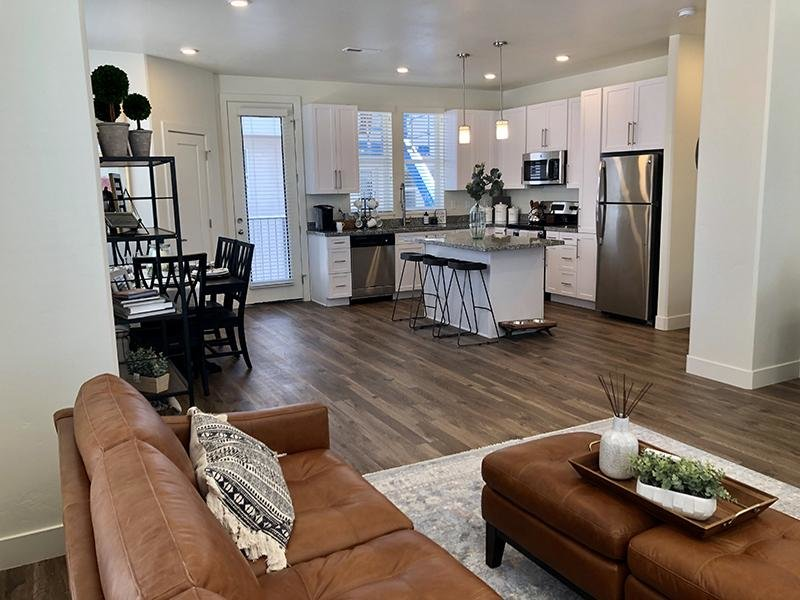 Open Floorplans | Aero Townhomes