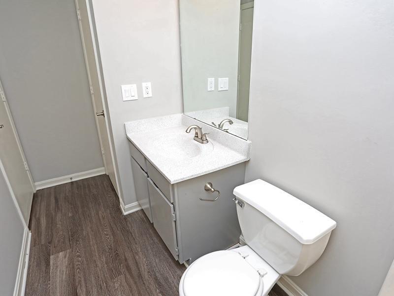 Bathroom | Ashby Apartments