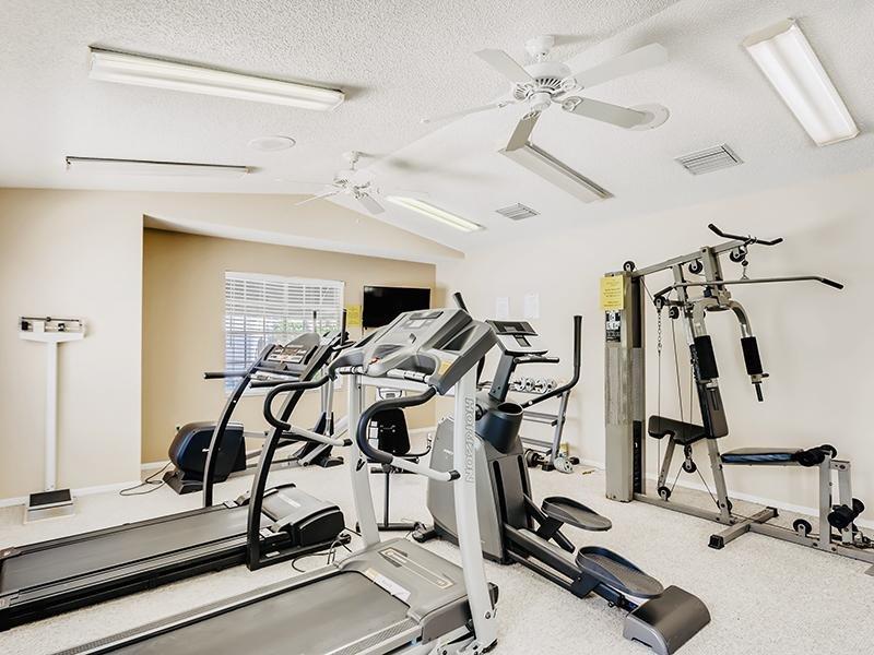 Gym   Bocage Apartments