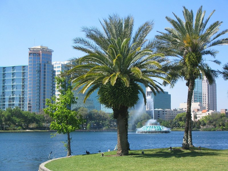 Downtown Orlando nearby Bocage Apartment Community