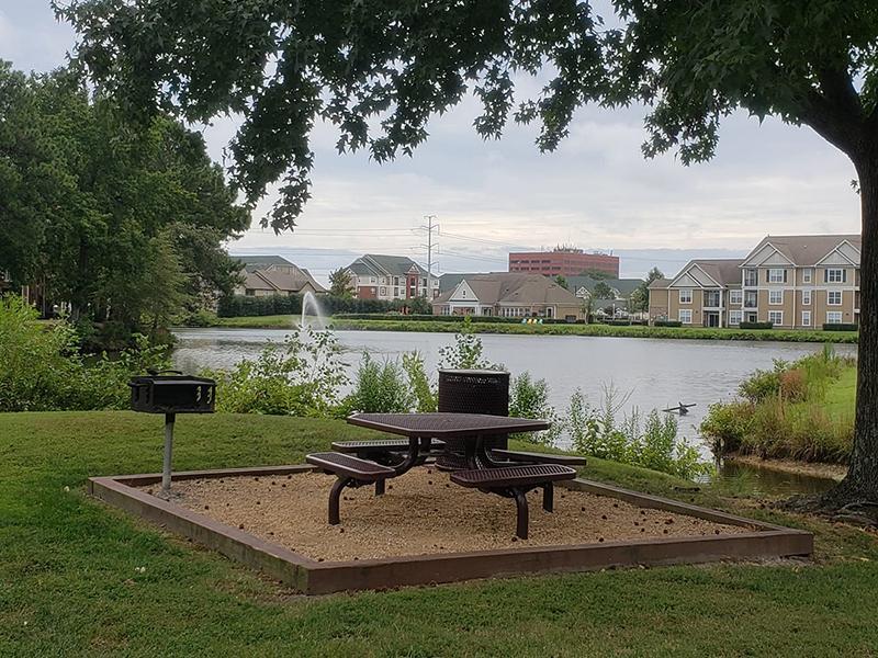 Picnic Area | Bridgewater on the Lake