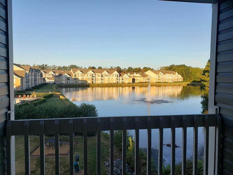 Balcony | Bridgewater on the Lake