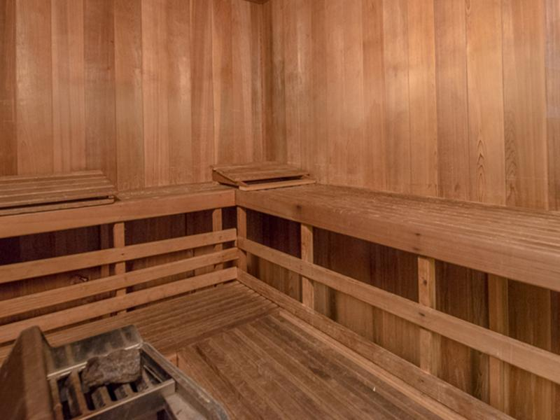 Sauna | Bridgewater on the Lake