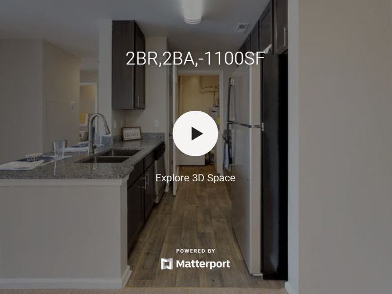 3D Virtual Tour of Bridgewater at Town Center Apartments