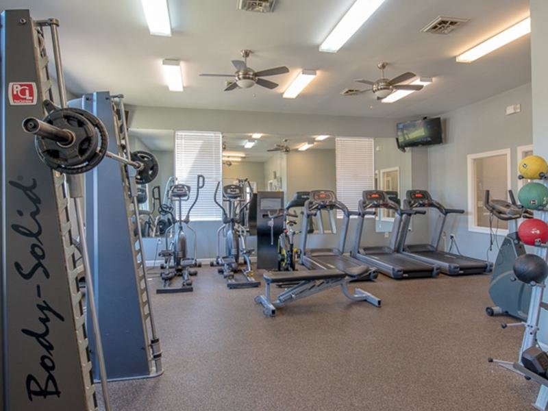 Fitness Center | Bridgewater on the Lake