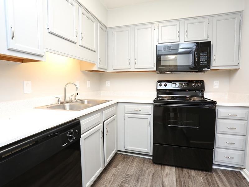 Kitchen | Carrington Place Apartments