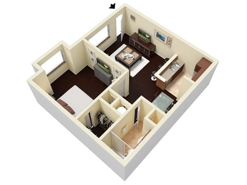 Floor Plans for Reserve at Conway Apartments in Orlando