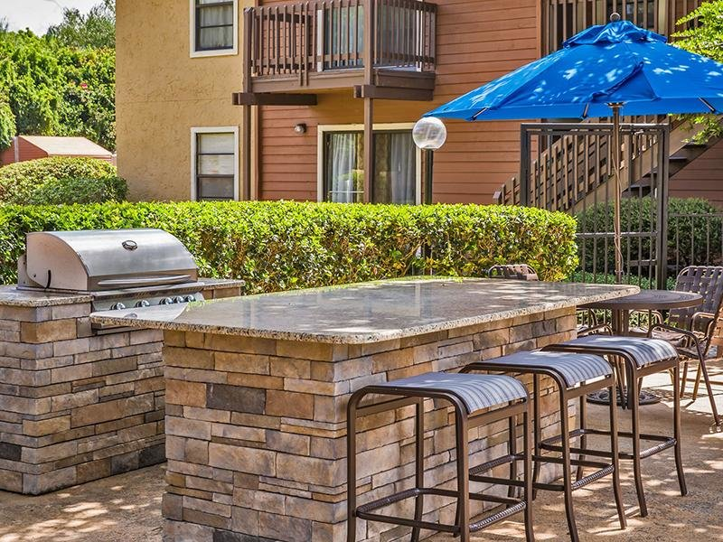 BBQ and Picnic Area | Reserve at Conway