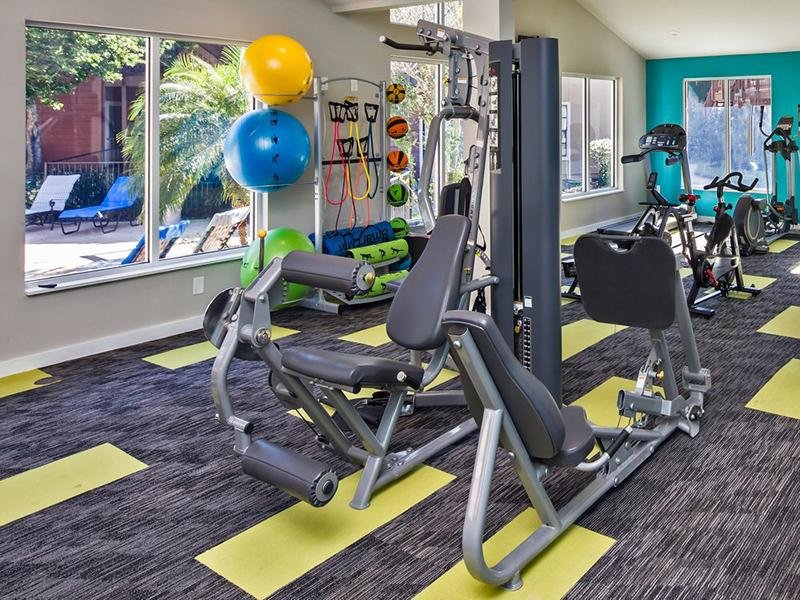 Fitness Center | Reserve at Conway