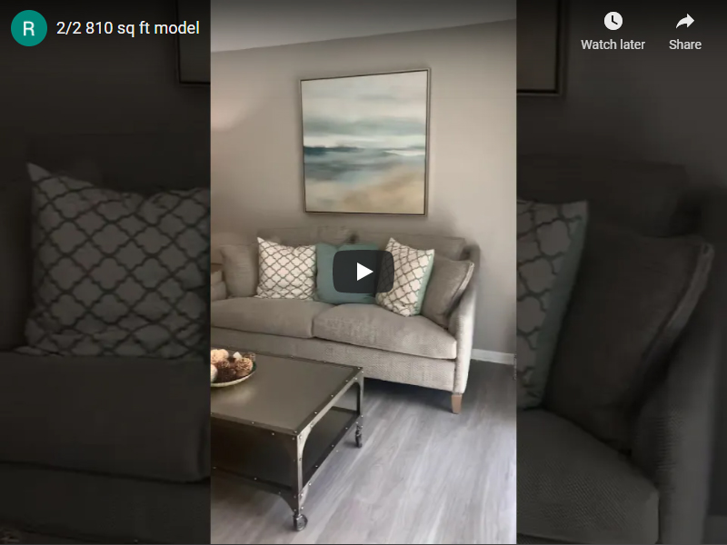 Virtual Tour of Reserve at Conway Apartments