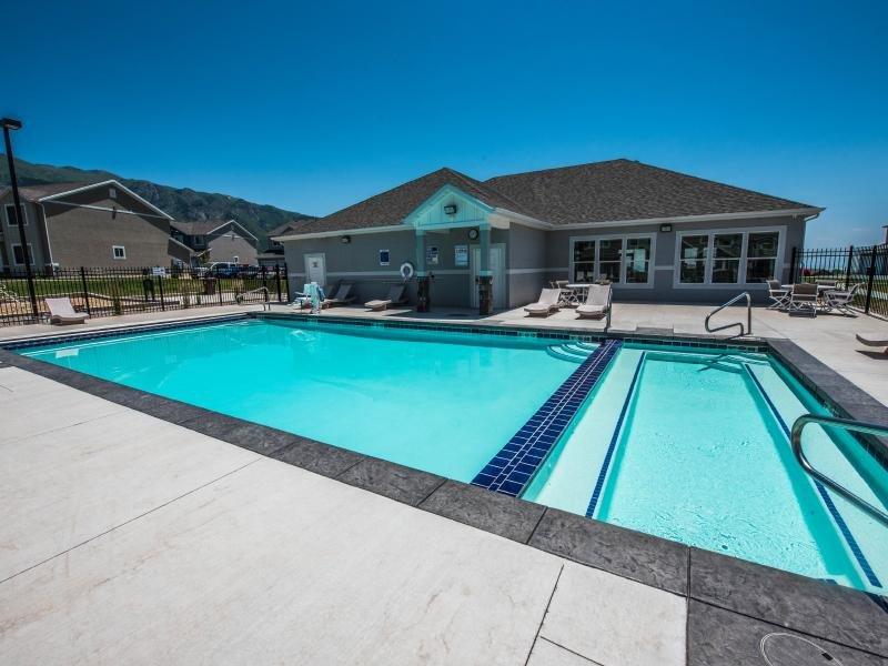 Pool | Greyhawk Townhomes