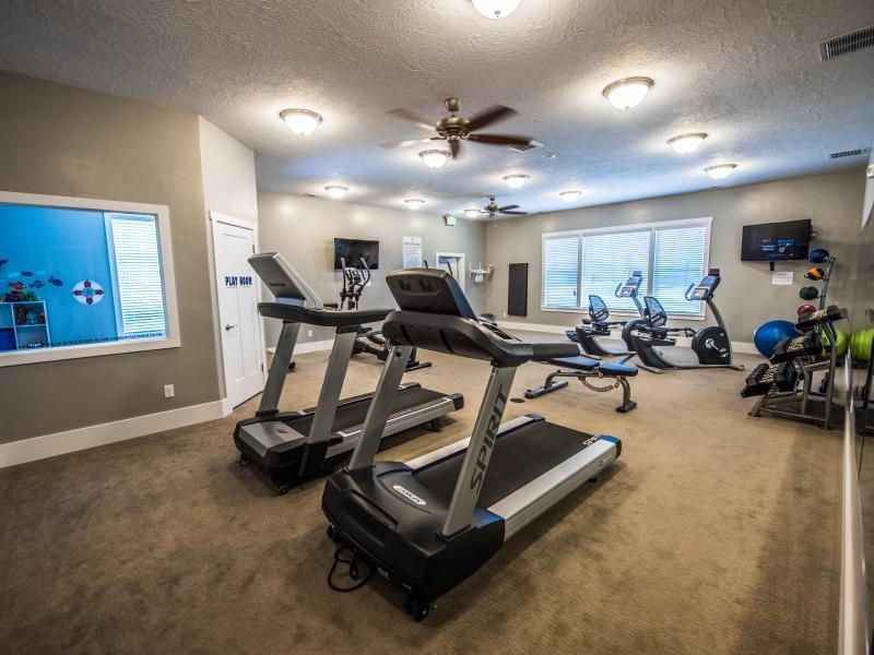 Gym Equipment | Greyhawk Townhomes