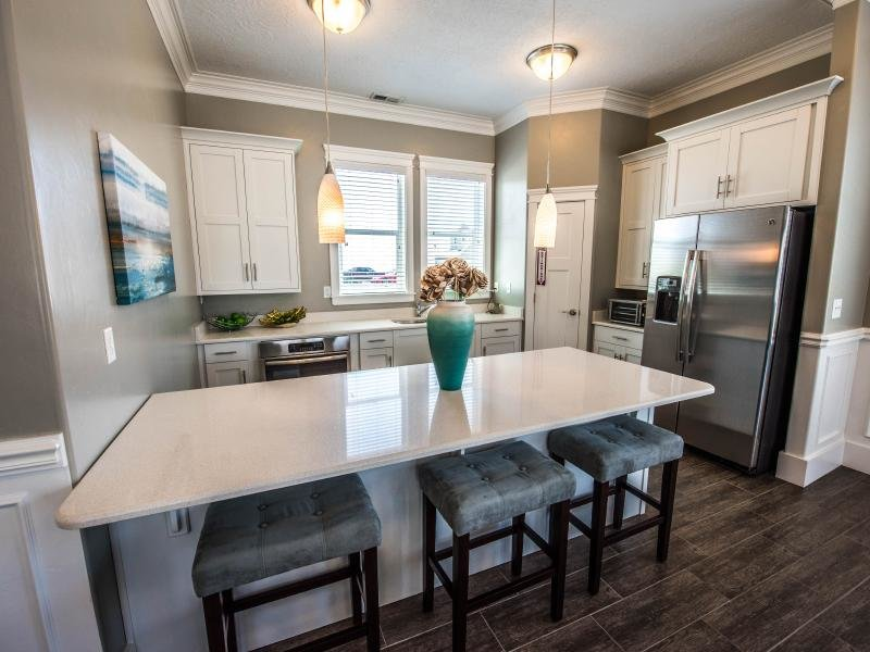 Dining Area and Kitchen | Greyhawk Townhomes