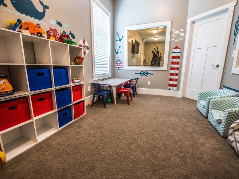 Playroom | Greyhawk Townhomes