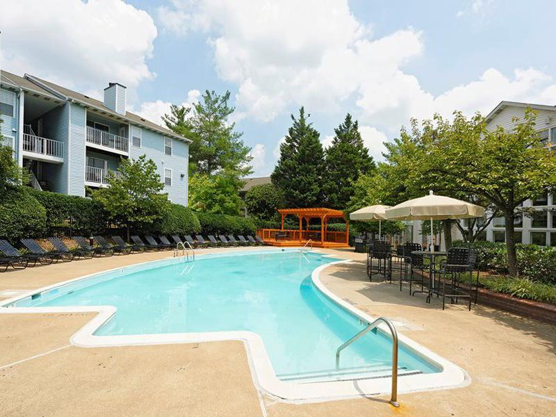 Swimming Pool | Chase Heritage Apartments