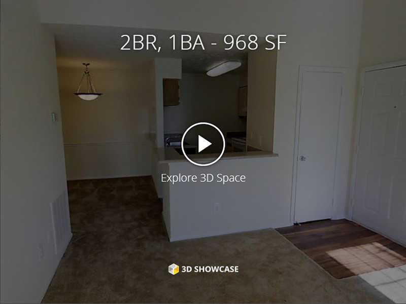 3D Virtual Tour of Chase Heritage Apartments