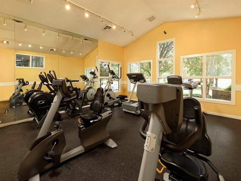 Fitness Center | Chase Heritage Apartments