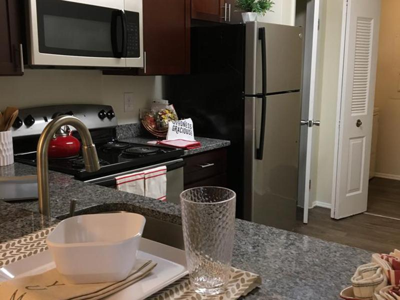 Fully Equipped Kitchen | Chase Heritage Apartments