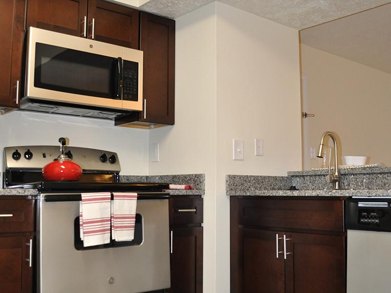 Kitchen | Chase Heritage Apartments