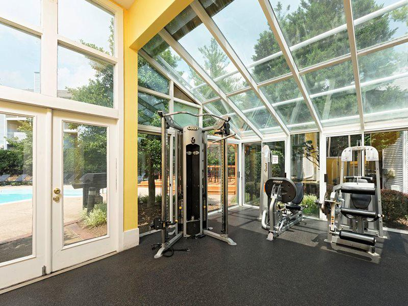 Gym | Chase Heritage Apartments