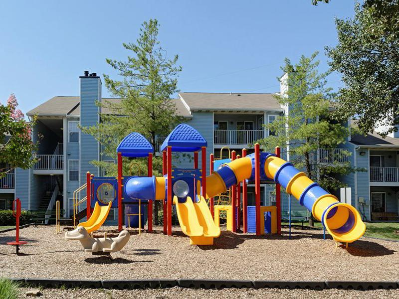 Playground | Chase Heritage Apartments