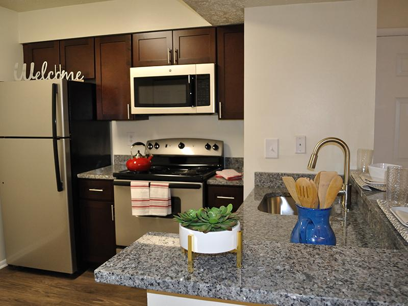 Stainless Steel Appliances | Chase Heritage