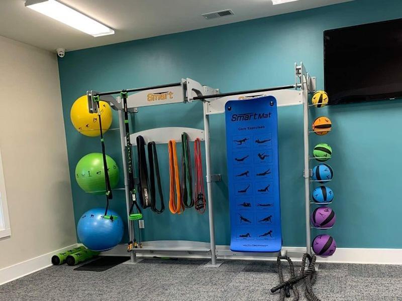 Fitness Center | Hidden Lake