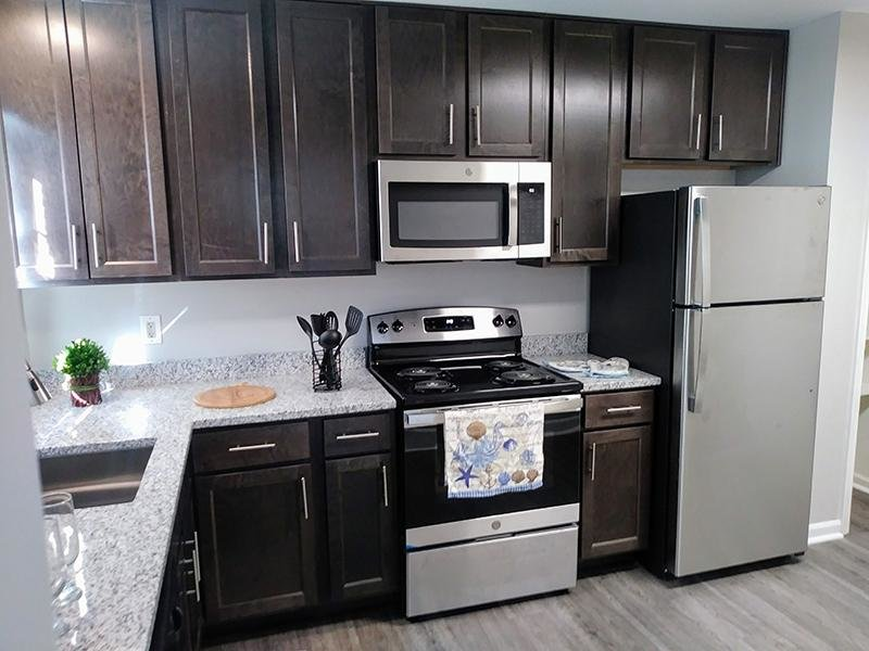 Stainless Steal Appliances | Legacy at Tech Center