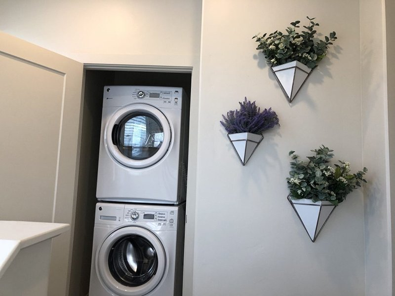 Washer & Dryer | Majestic Townhomes