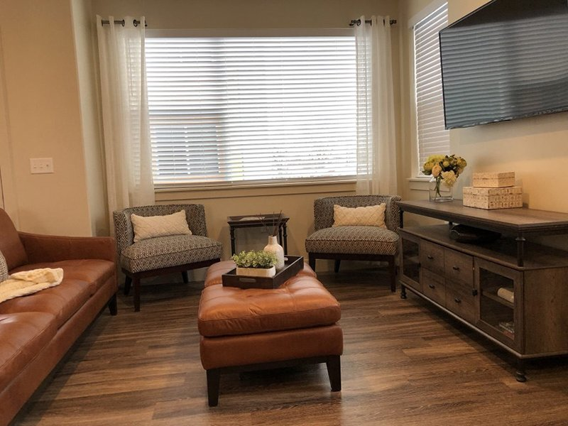 Front Room | Majestic Townhomes