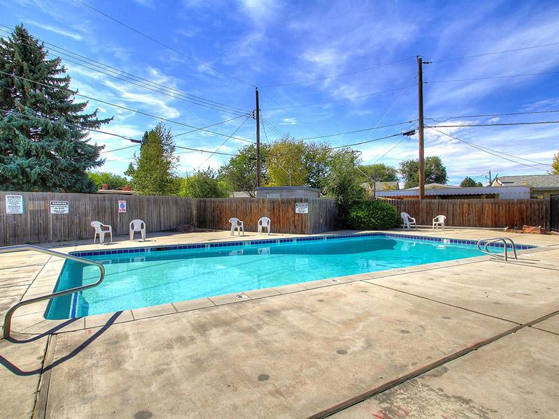 Swimming Pool | Apartments in Nampa, ID