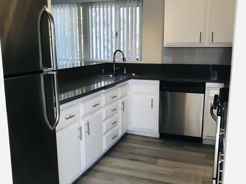 Fully Equipped Kitchen | Miramar Gardens Apartments