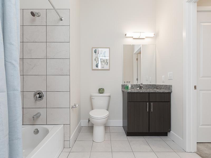 Bathroom   2 Bathroom Apartments in Warminster, PA
