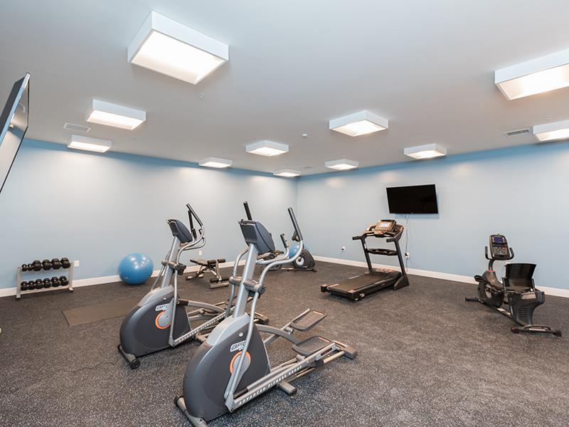 Fitness Center   222 Park Place Apartments