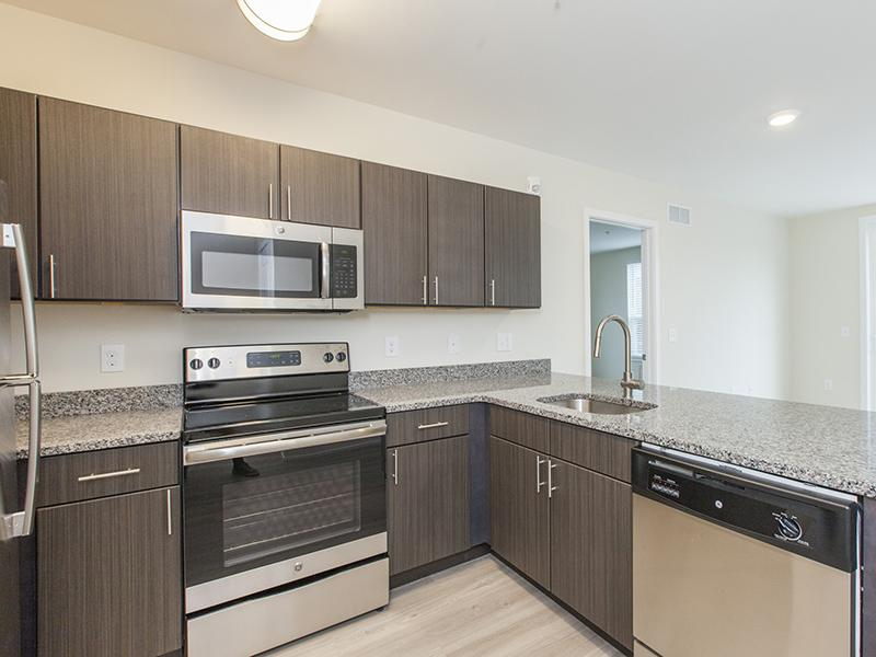 Fully Equipped Kitchen - Warminster, PA