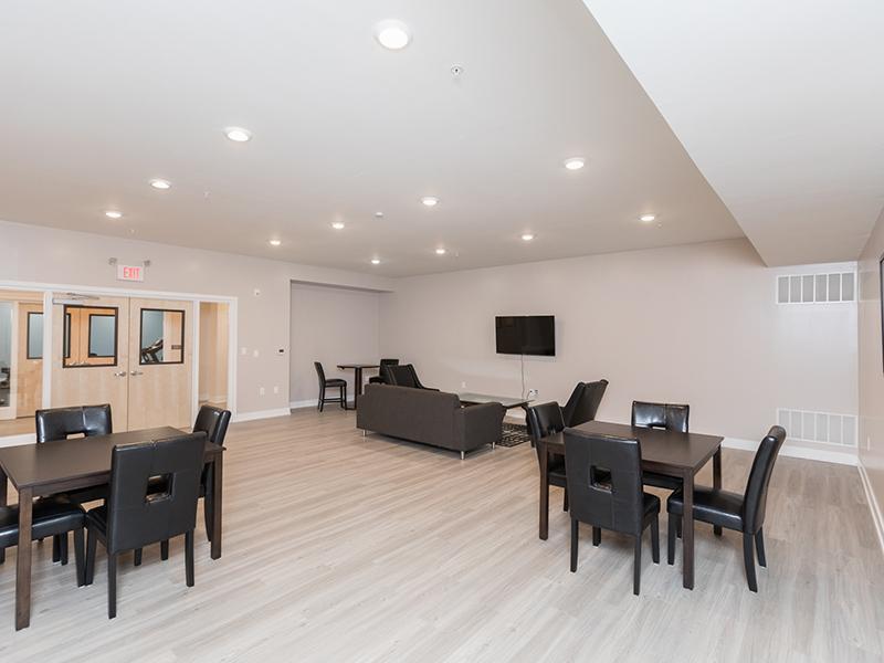 Community Lounge   222 Park Place Apartments