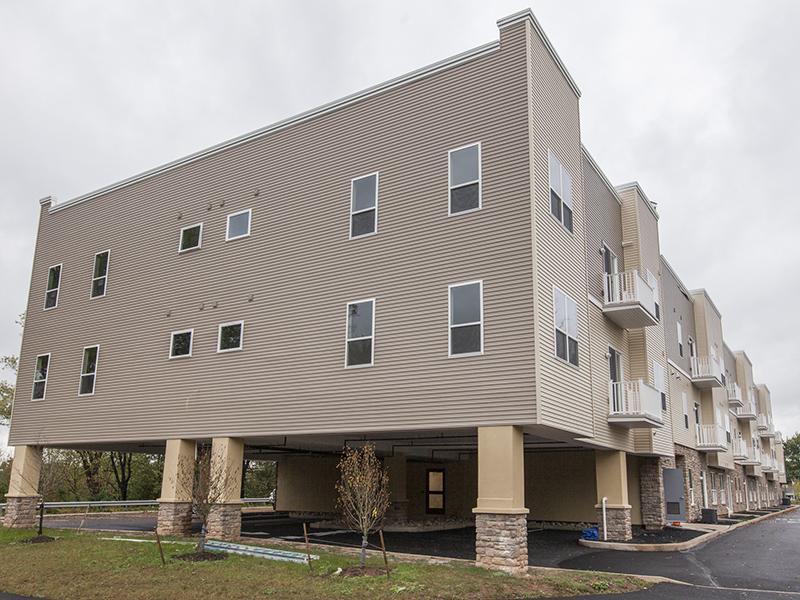 Exterior   222 Park Place Apartments