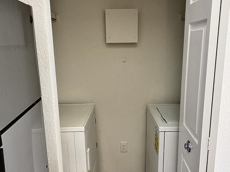 Washer & Dryer | Providence Lakes